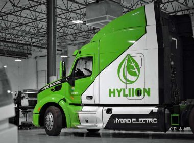 Hyliion truck